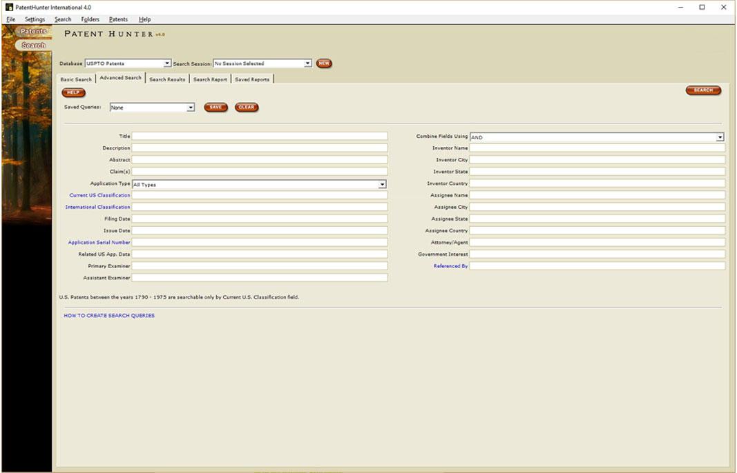 PatentHunter - Neustel Software